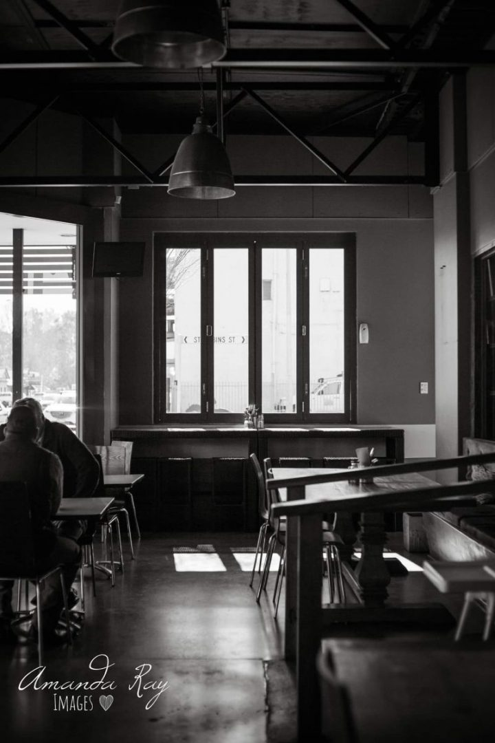 Daytime Inside The Buttered Scone Cafe In Scone, NSW